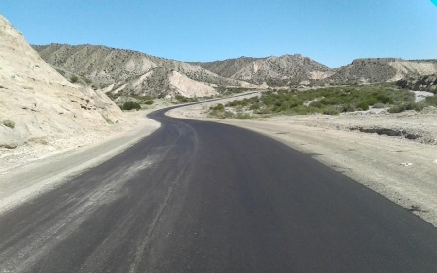 Vialidad finalizó obras en la Ruta Nacional N°149