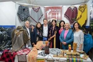 Quedó inaugurada la Feria Internacional de Artesanías