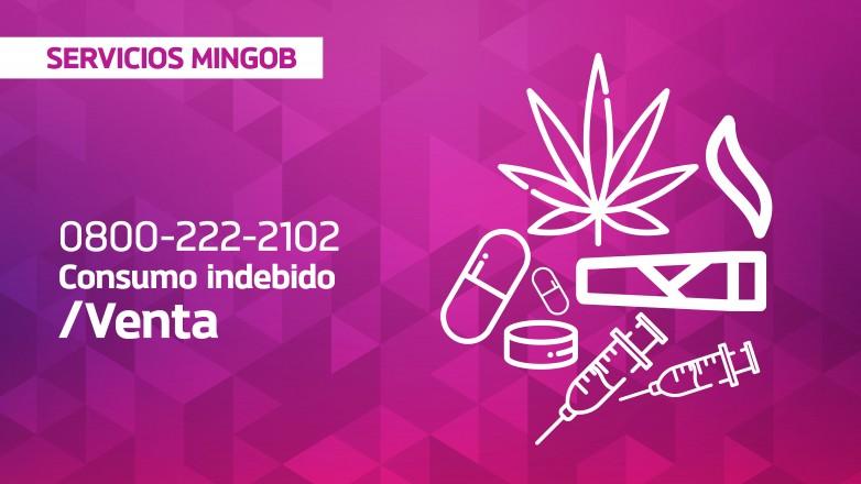 Un 0800 para denuncias por drogas