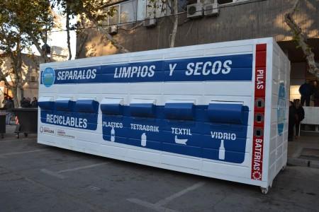 Ambiente recolectó 120 kilos de pilas en grandes centros de consumo