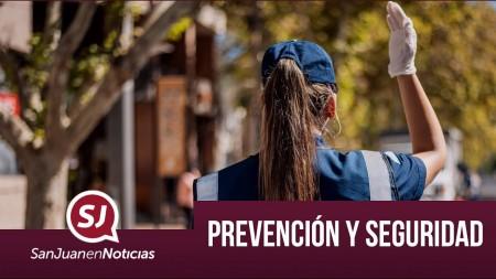 Prevención y seguridad | #SanJuanEnNoticias