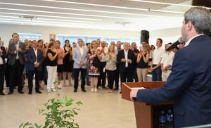 Inauguran en Pocito estación de servicio que completa proyecto integral de combustibles