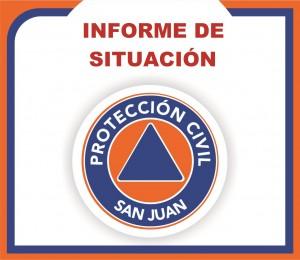 Informe de situación por tormentas en precordillera y alerta vigente