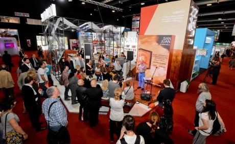 San Juan tiene su día en la 44º Feria Internacional del Libro