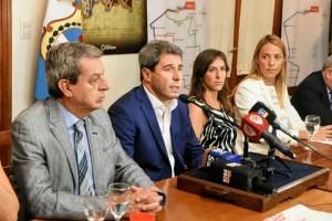 Presentaron las líneas de colectivos gratuitas para llegar a la FNS 2020