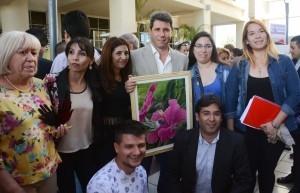 Los Talleres Comunitarios festejaron por primera vez su día