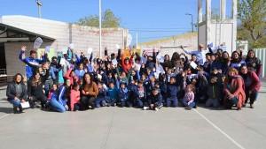 Salud participa con actividades en el FESTECA