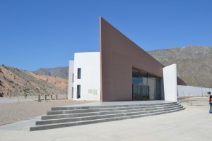 Ambiente convoca a participantes del Concurso Anchipurac ESCULTURA a una VISITA GUIADA al edificio