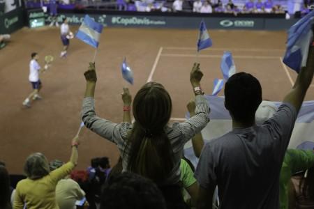 La Asociación Argentina de Tenis fue premiada por la excelente organización sanjuanina
