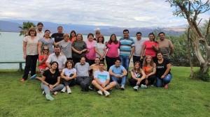 El equipo de Salud de la Zona Sanitaria II participó de una jornada de reflexión