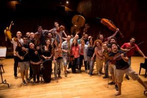 La Camerata y su primer disco que trae buena música y alegría
