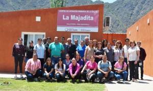 Los agentes de Salud Pública se capacitaron para mejorar la atención al usuario de los centros de salud. Fotos: Facundo Quiroga