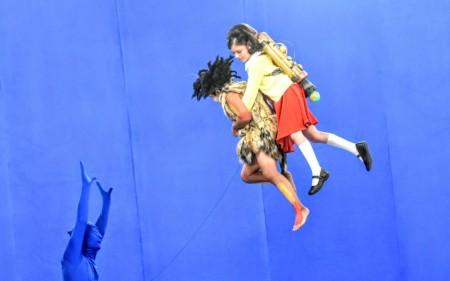 FNS: más de 50 artistas y técnicos trabajan en la producción de imágenes del Espectáculo Final