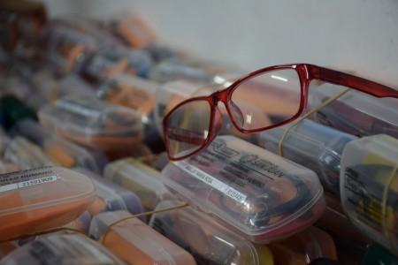 Santa Lucía: más de 1800 beneficiarios en una nueva entrega de anteojos