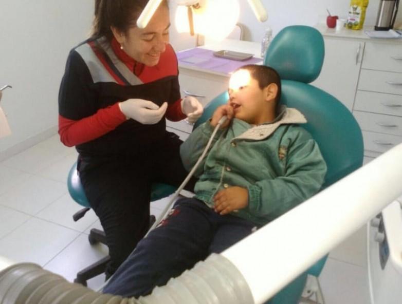 Atención odontológica para personas con Discapacidad