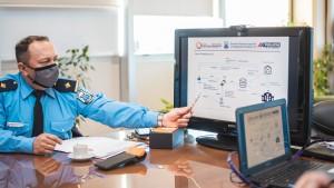 Implementarán nuevas tecnologías en la División Tránsito de la Policía
