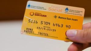 El Gobierno depositó la Tarjeta Social correspondiente a mayo