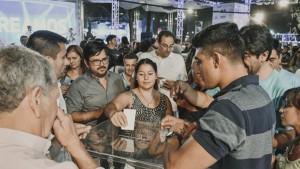 El IPV sorteará cinco viviendas durante la FNS 2019