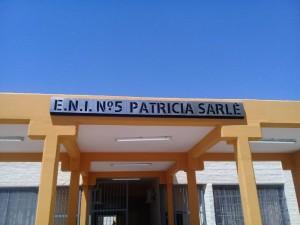 Imponen el nombre Patricia Sarlé, especialista en Educación, a ENI de Rivadavia