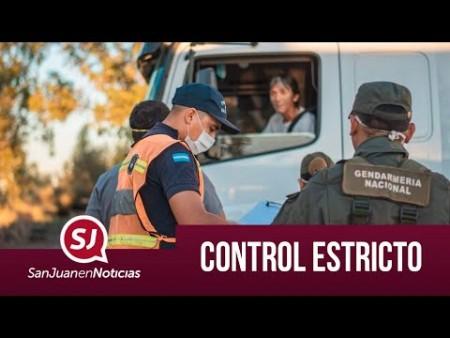 Control estricto | #SanJuanEnNoticias