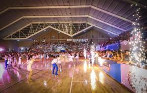 Inauguraron el mini estadio del Complejo Deportivo y Cultural La Superiora en Rawson