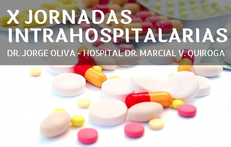 Convocan a presentar trabajos científicos para las Jornadas Intrahospitalarias del Marcial Quiroga