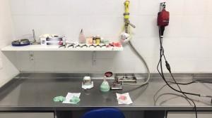 Realizaron unas 200 prótesis en el Centro de Salud Baez Laspiur