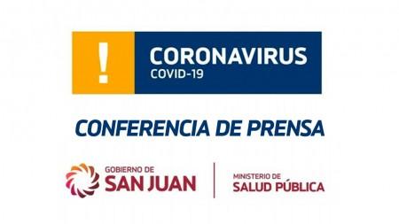 Conferencia de prensa interactiva del Ministerio de Salud 2/4