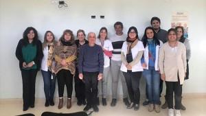 El equipo de Salud de Albardón fue capacitado en derivaciones oportunas de patologías quirúrgicas en pediatría