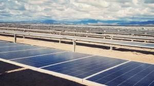 Una de las plantas solares más grandes del país está en Iglesia y comenzará a funcionar en diciembre
