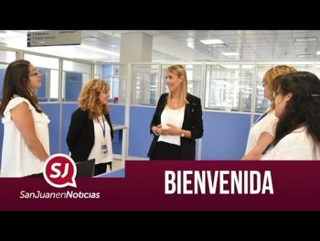 Bienvenida | #SanJuanEnNoticias