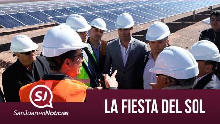 La fiesta del sol | #SanJuanEnNoticias