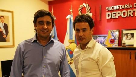 Reunión por acciones en conjunto entre la Municipalidad de la Capital y la Secretaría de Deportes