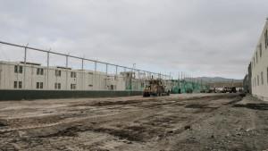 Avanzan las obras de ampliación en el Penal de Chimbas