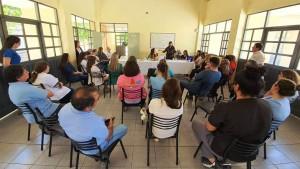 El Plan Nacional de Diabetes arrancó en Angaco con todos sus centros de salud
