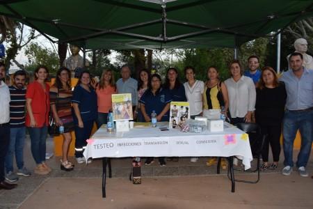 Salud realizó el Primer Encuentro para Adolescentes y su Familia en Pocito