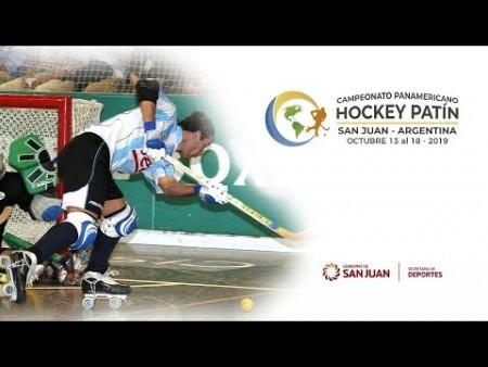 Mirá en vivo la presentación del Campeonato Panamericano de Hockey Patín