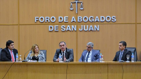 III Jornadas Nacionales de Derecho de la Salud. Foto: Elías Ramírez