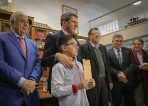 Abanderados de 263 escuelas podrán acceder a distintos talleres de la Biblioteca Franklin