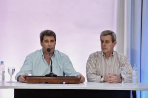 """Uñac: """"Esperamos que podamos dar muestras de que el único ganador es el pueblo argentino"""""""