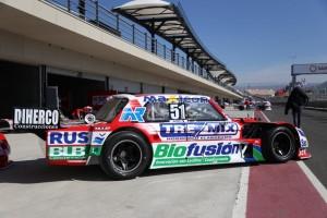 TC en San Juan: ultiman detalles en el Villicum