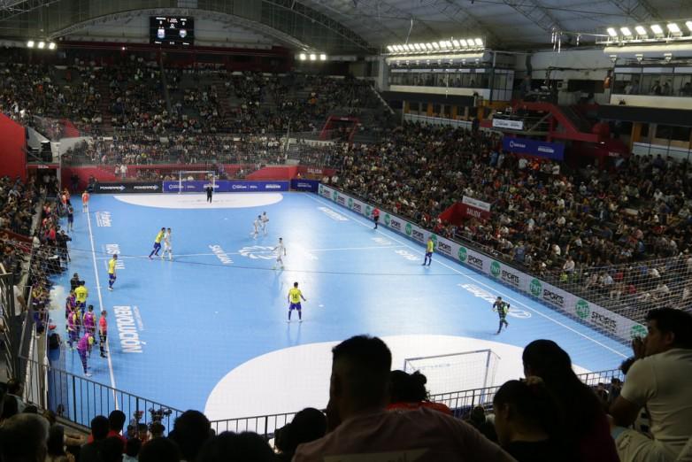 Estos serán los estadios y los horarios de la Liga Nacional de Futsal