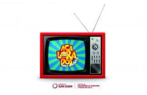 Acalorados: un programa de TV para conocer las políticas sociales de San Juan
