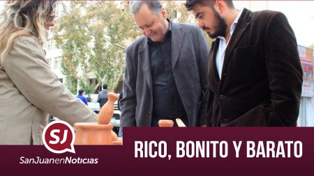 Rico, bonito y barato | #SanJuanEnNoticias