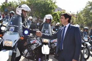 Otorgaron 1102 nuevos ascensos en la Policía de San Juan