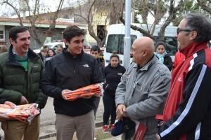 Jornada integral con la comunidad de Valle Fértil