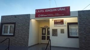 CAPS Joaquín Uñac: ampliado, renovado y listo para ser equipado
