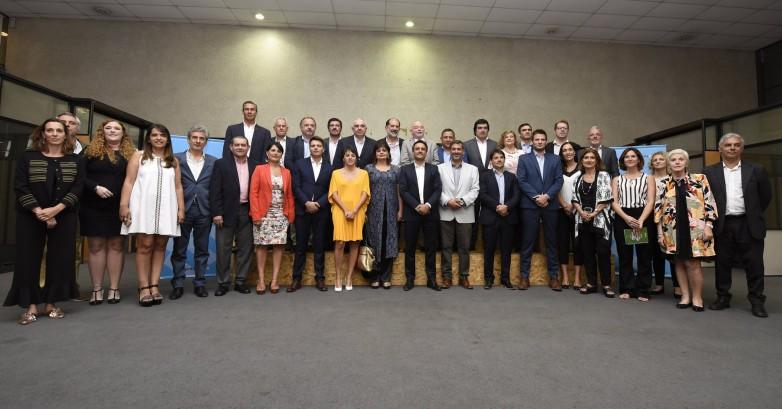 Autoridades provinciales se reunieron con el ministro de Ambiente de Nación