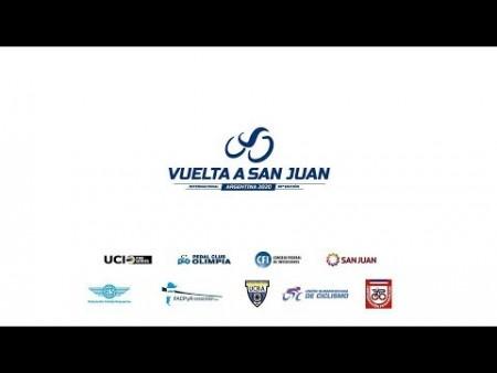 """En vivo: se corre la contrarreloj """"Unión Suramericana de Ciclismo"""" en el arranque de la Vuelta"""