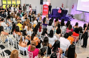 Mujeres protagonistas: las 19 embajadoras participaron de una jornada de reflexión